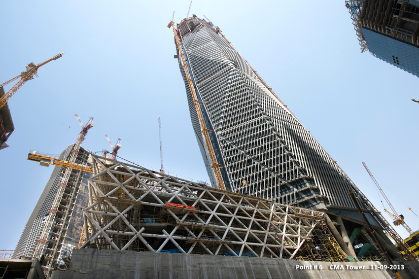 Dnec Cma Tower Riyadh Ksa