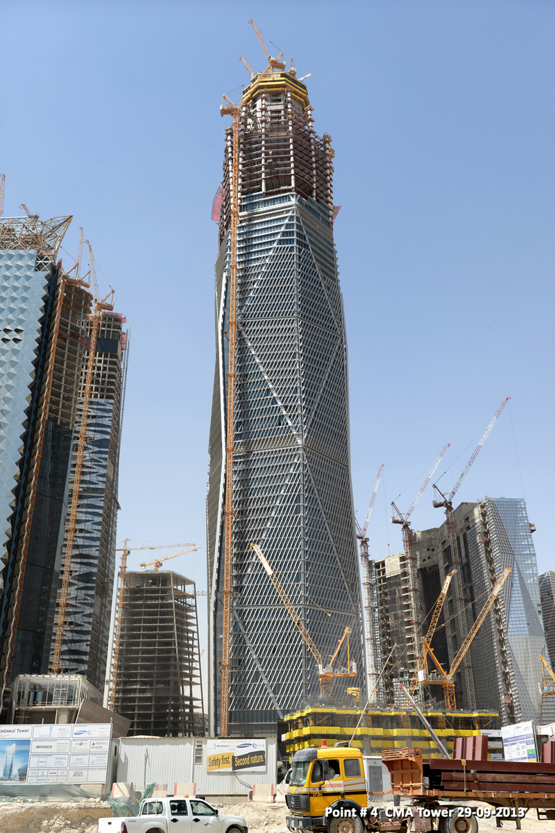 Saudi Building Construction Management Jeddah